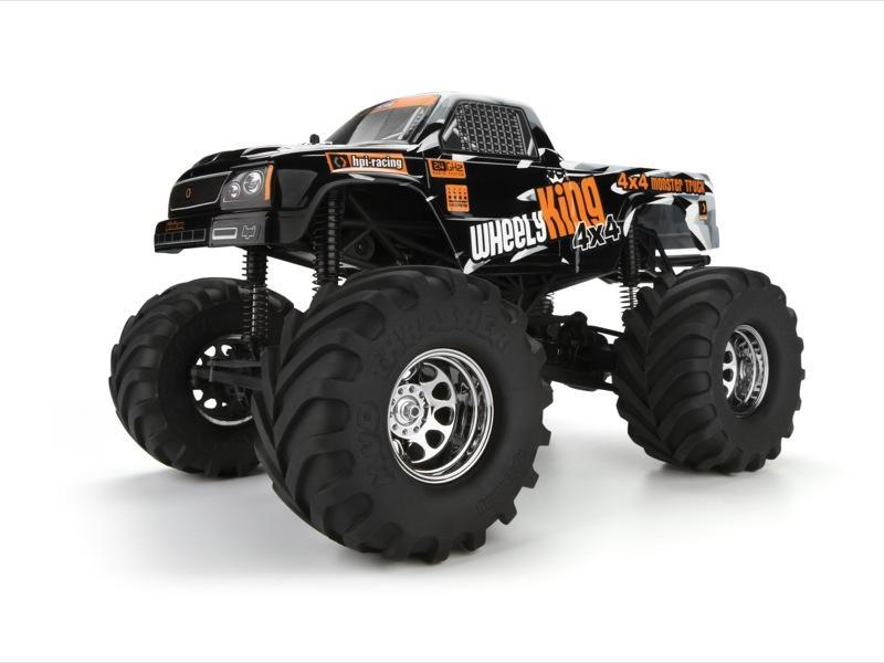Wheely King RTR 4x4 1/12
