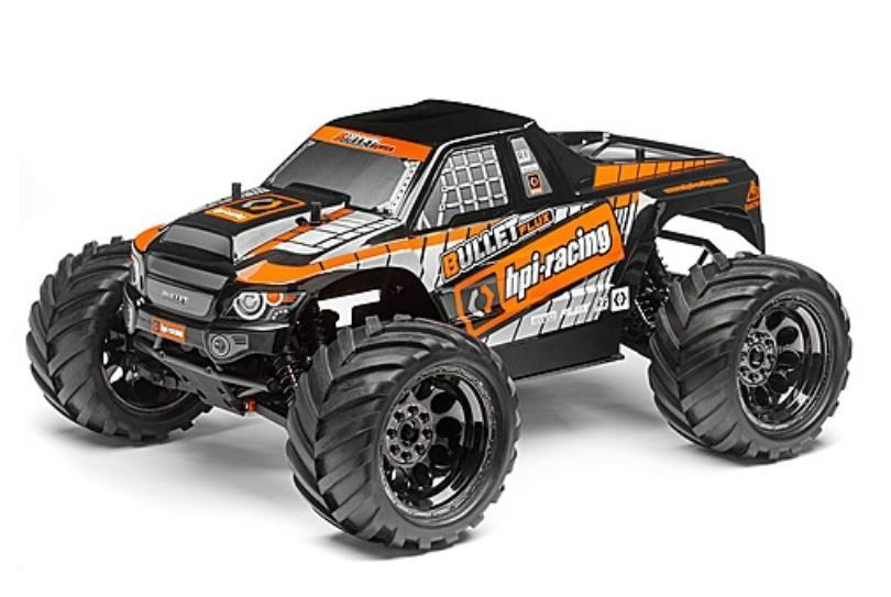 Bullet Monster Truck Flux HPI
