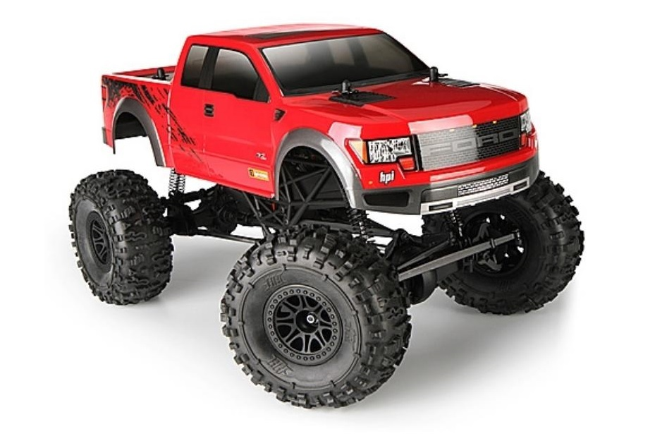 Crawler King RTR Ford SVT Raptor