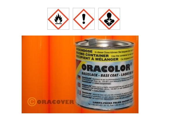 Oracolor Signal-Orange 160ml (fluoreszierend)