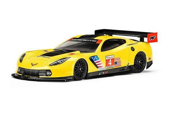Karosserie Chevrolet® Corvette C7.R (190mm)