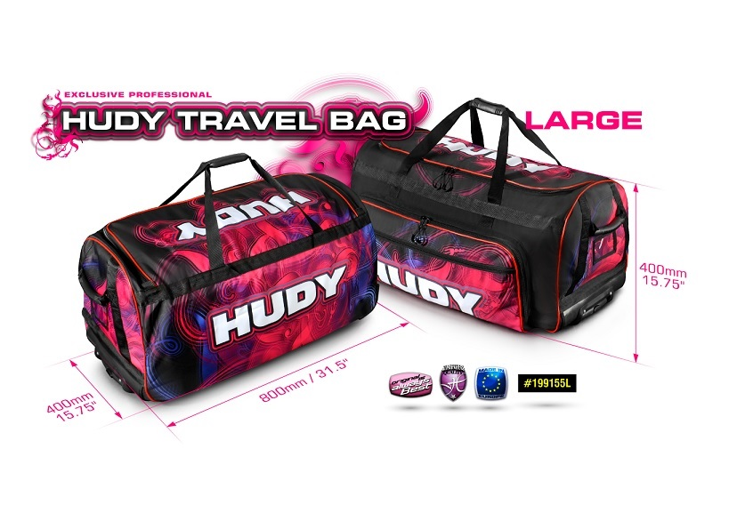 Reisetasche HUDY Trolley LARGE