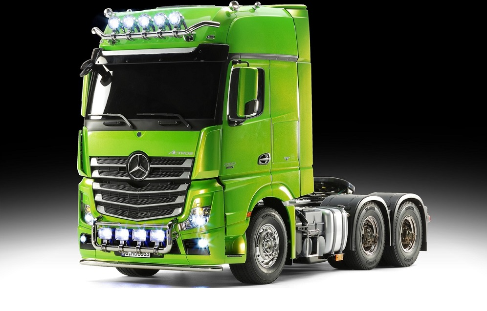 Actros 3363 6x4 Giga Full Op (Factory finished)