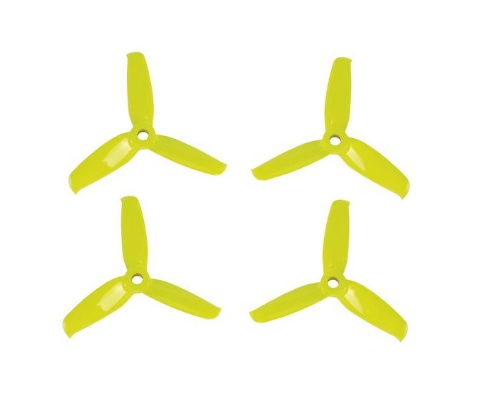 FPV Propeller-Satz 3052-3 Gemfan Flash gelb