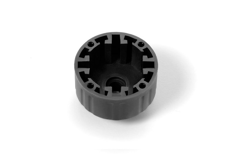 Differential Gehäuse mitte V2 GRAPHITE 1/8