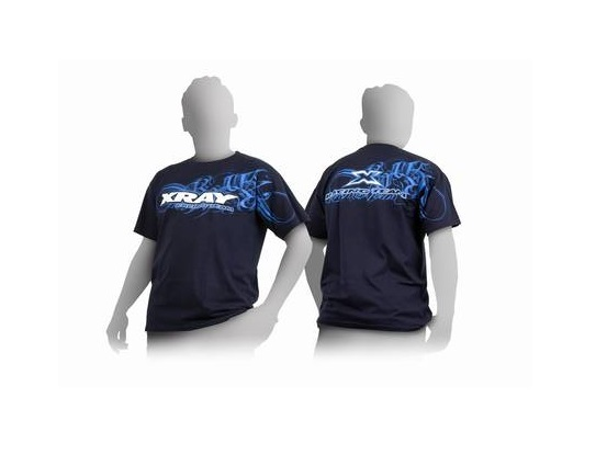 T-Shirt Team XRay blau (XL)