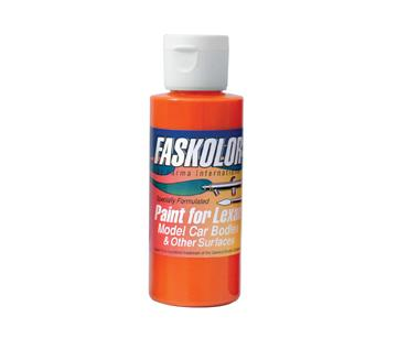 Faskolor Lexan orange