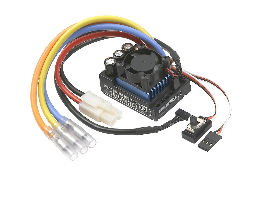 Regler Auto TBLE-01S Brushless Sensored