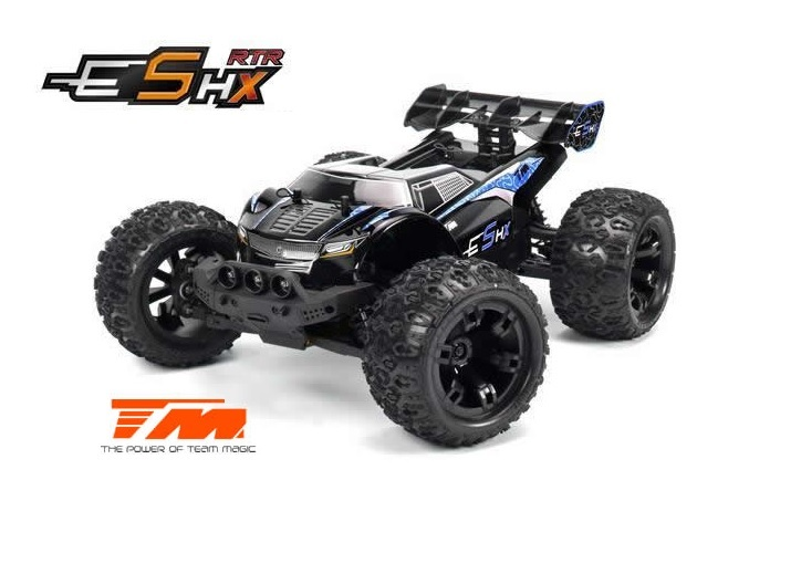 E5 HX Monster 4WD Brushless RTR