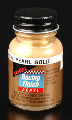 RC Acrylic perl-gold 29ml