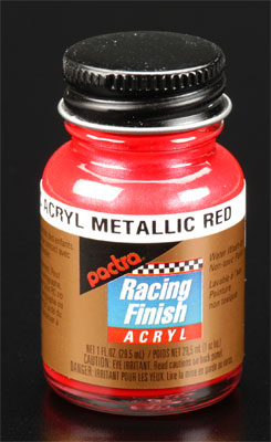 RC Acrylic metallic-rot 29ml