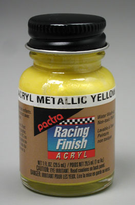RC Acrylic metallic-gelb 29ml