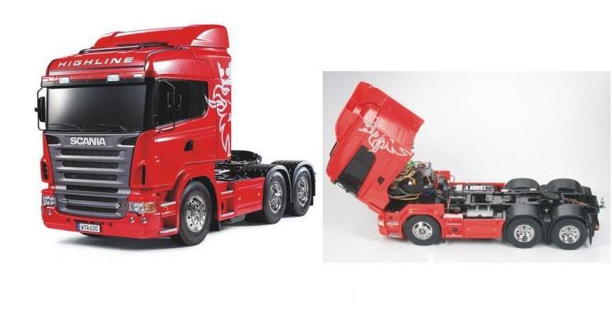Scania R620 6x4 Highline 1/14