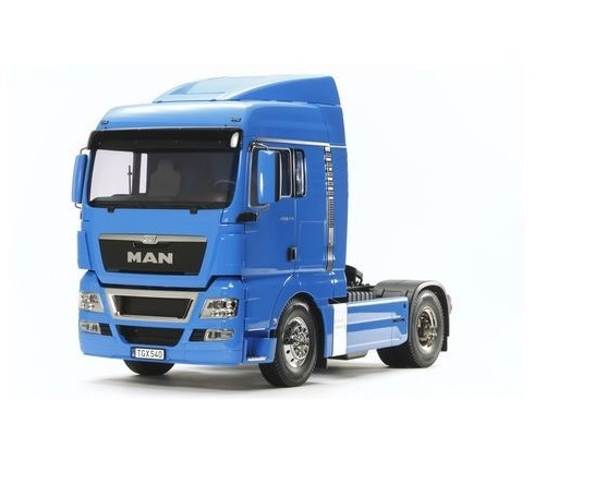 MAN TGX 18.540 4x2XLX (French Blue Edition)