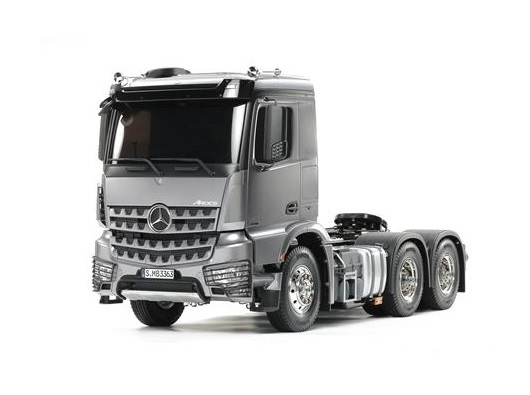 Mercedes-Benz Arocs Light Gun Metal Edition