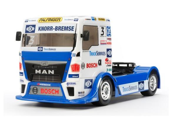 Team Hahn Racing MAN TGS TT-01 Type E Bausatz