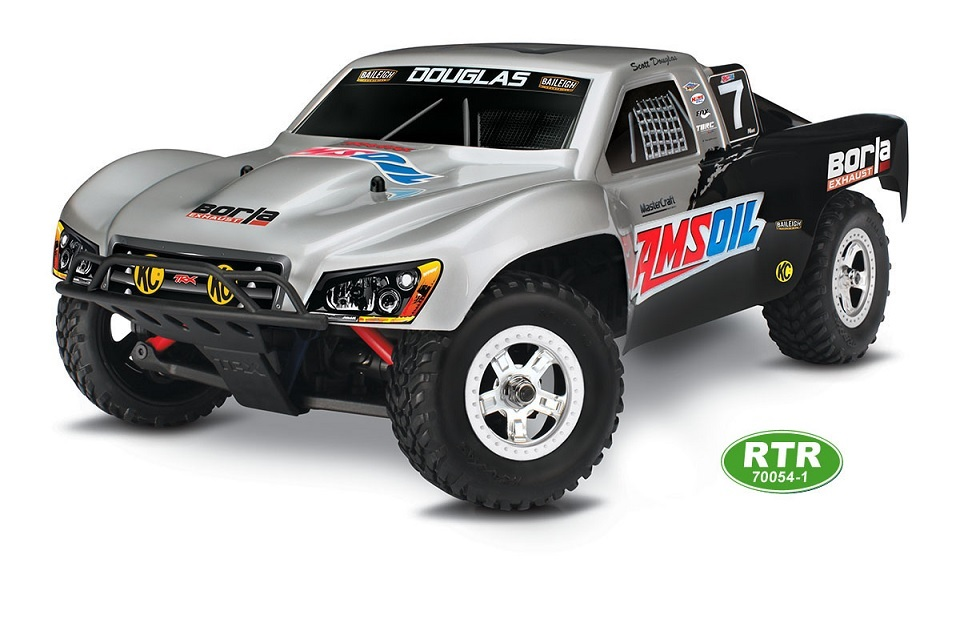 Slash Titan 550 Power 4WD 1/16 4WD RTR