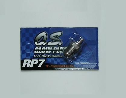 Kerze OS RP7 Turbo medium 'On-Road'