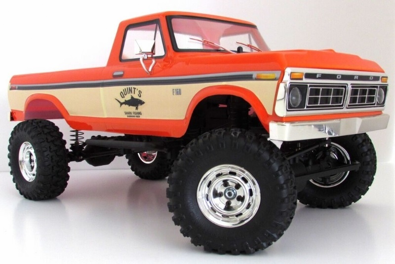 FORD F150 TRUCK 1976 RTR 1/10 4WD SCA-1E