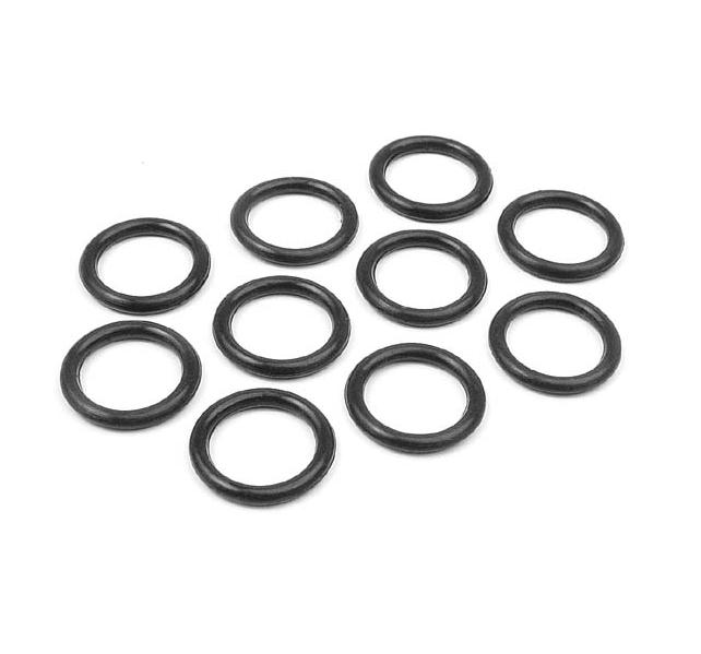 O-Ring 9x1.8mm SILICON {10}