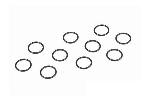 O-Ring 13x1.0mm SILICON {10}