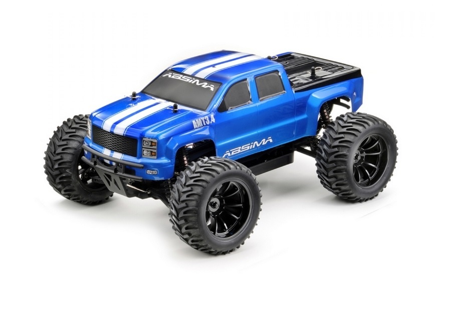 AMT3.4BL 4WD 1:10 RTR ABSIMA