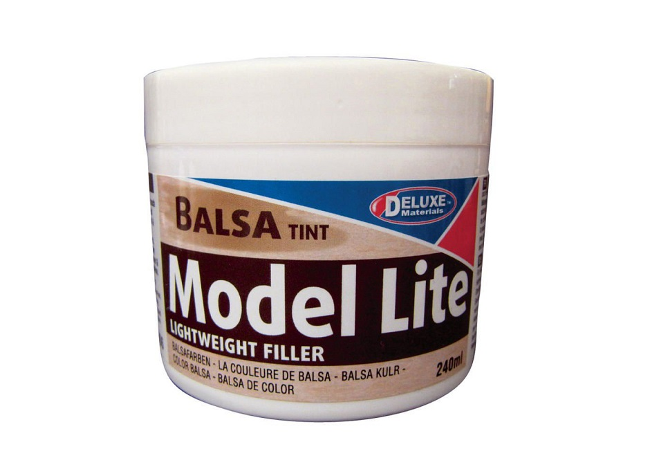 Spachtel Model Lite Balsa Tint 240 ml. Crème