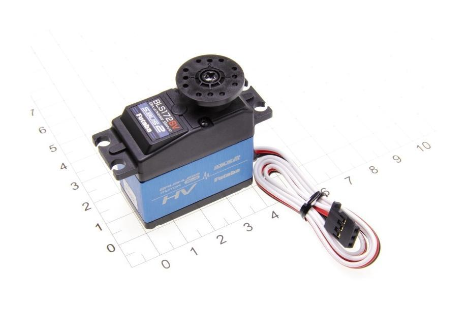 Servo BLS 172SV Brushless Air 37kg