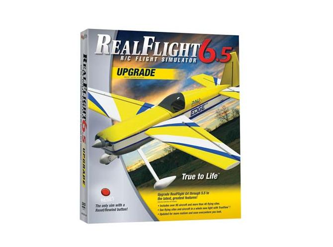 RealFlight 6.5 Upgrade ab G4 Version