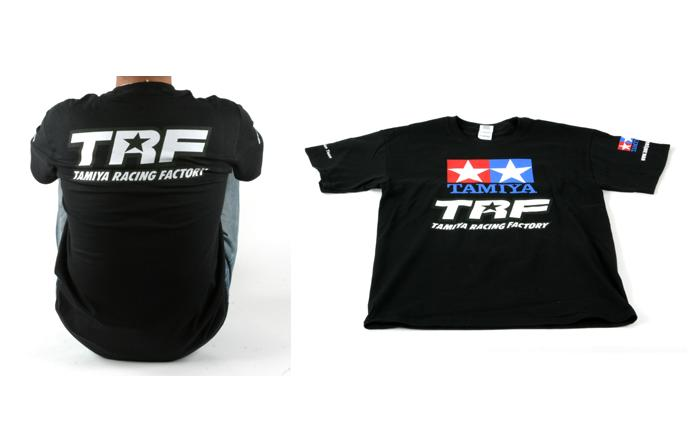TRF T-Shirt- Black XL