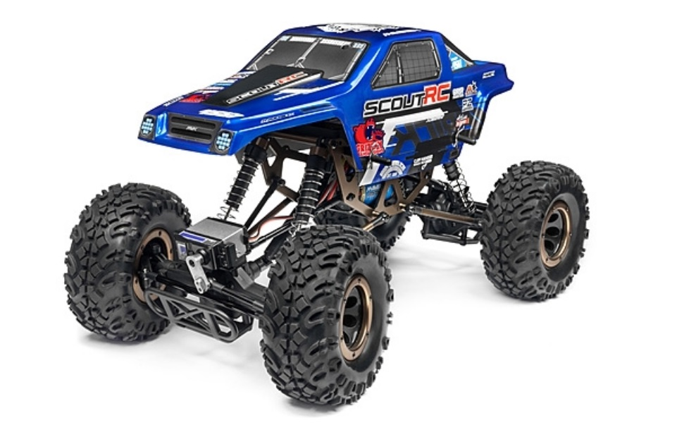 Crawler Scout 2017 4WD RTR