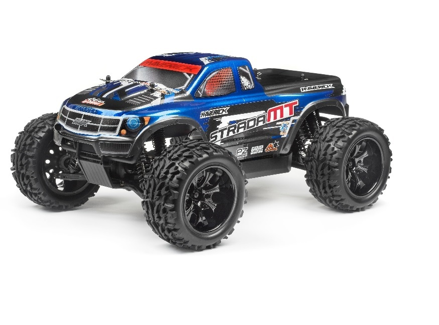 Strada MT Brushed 4WD 1/10 RTR