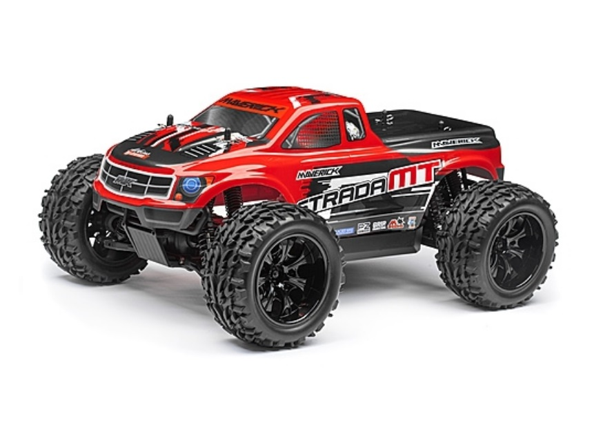 Strada MT Brushless 4WD 1/10 RTR