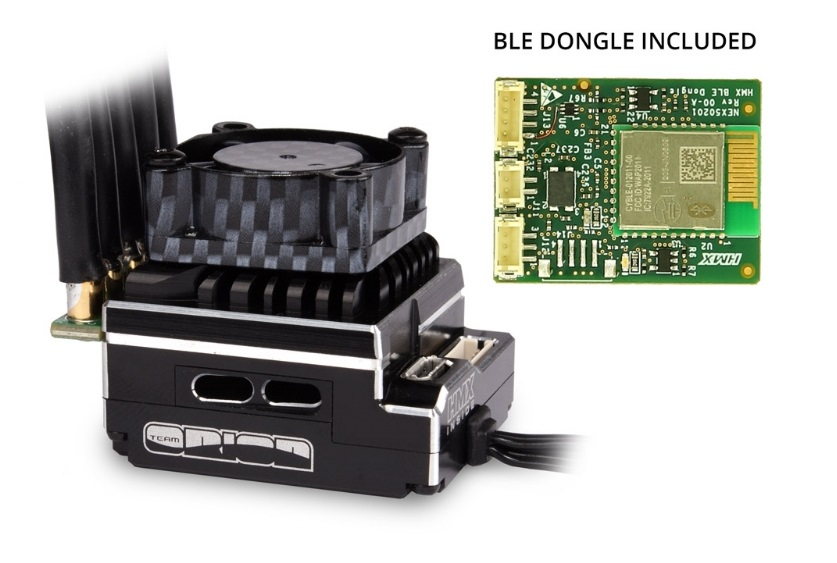Regler Auto HMX 10 Blinky Bundle with iOS Dongle