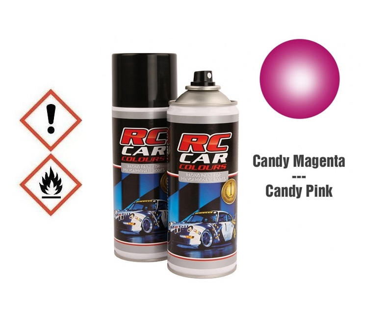 Lexan Farbe Candy Magenta (Spray 150ml)