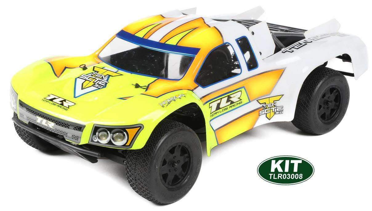 TEN-SCTE 3.0 Race SCT 1/10 4WD Kit