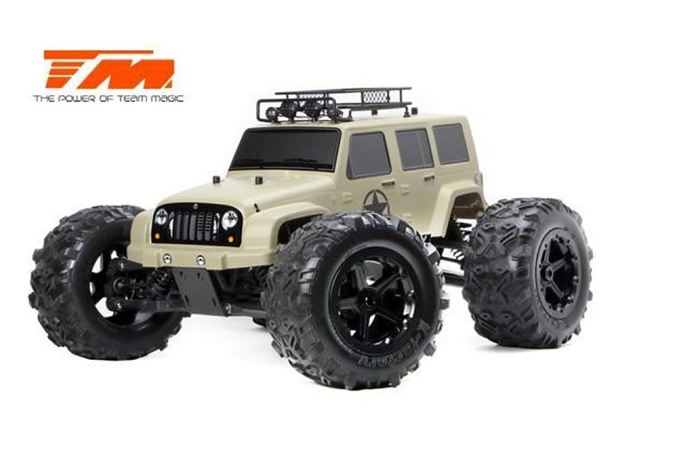 E6 J-Star Monster Truck 1:8 4WD RTR