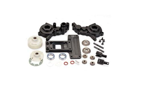 Kegel-Differential Set 2WD Heckmotor