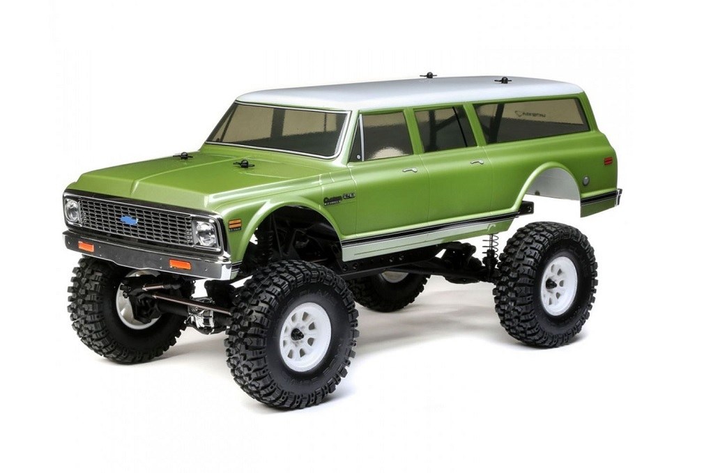Chevy Suburban Ascender-S 1972 4WD 1/10 RTR